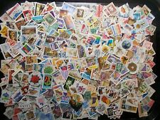 More details for quality packet of 500 different used~united states~usa~stamps~b~collection~uk