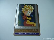 Carte Dragon Ball Z DBZ / Hero Collection Part 3 - Platina Card PC-25