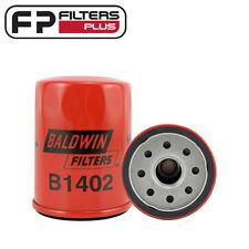 B1402 Baldwin Oil Filter - Citroen, Fiat, Ford, Mistubishi, Honda, Kia, LDV Z411