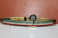 VERY NICE SELDOM SEEN  TIN HESS FLYWHEEL OPERATED #1041 BOAT ca. 1890's