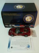 Franklin Mint 2002 Indy 500 Corvette Pace Car 1:24 Limited Edition #1112/9900