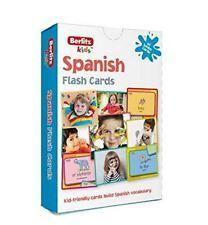 Berlitz Language: Flash Cards Spanish Latest Edition