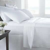 Best & Luxurious Egyptian cotton 200 thread Fitted sheet All Sizes & Pillow case