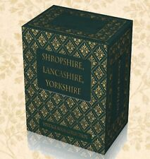 Shropshire Yorkshire Lancashire - 310 Rare Books on DVD - History Genealogy L9