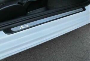 AUDI A3 8V Entry Trims Set Illuminated Entrance Trims Original OE 8v0071300