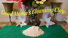 2 LB EDIBLE 100% BENTONITE/MONTMORILLONITE CLAY Calcium Detox  with FREE GIFT
