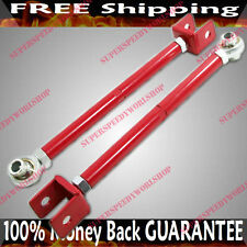 RED Rear Adjustable Toe Arm fits Nissan 1989-1994 240SX S13