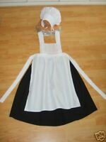 GIRLS VICTORIAN/EDWARDIAN/TUDOR/MEDIEVAL COSTUME/OUTFIT AGE 3 - 5 YEARS