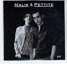 (EF635) Malik & Pettite, Malik & Pettite EP - 2013 DJ CD
