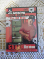 Amazing Trick Shots With Chuck The Hit Man Hiter Golf Channel DVD