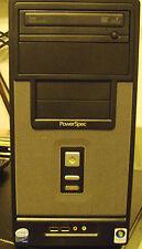 PowerSpec B615 Intel Core 2 Duo E4700@2.60 GHz