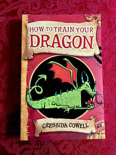 How To Train Your Dragon (Book 1) by Cressida Cowell. Paperback. New