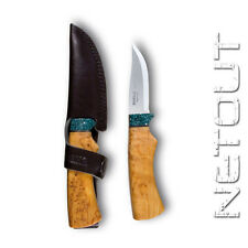 Helle Norway VARG n.162 Coltello Da Caccia Hunting Knife