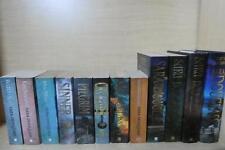 SARA DOUGLASS - LOT OF 12 BOOKS - WAYFARERS REDEMPTION & THE CRUCIBLE COMPLETE +