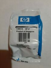 Hp 57 C6657a Genuine, New sealed without box - exp.