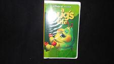 A Bug's Life Disney Pixar VHS Clam Shell
