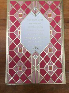 Beautiful Hallmark Mothers Day card Art Deco style - brand new
