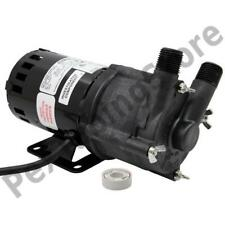 3-MD-MT-HC Magnetic Drive Pump for Highly Corrosive, 1/25 HP, 115V