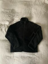 Our Legacy Polar Fleece Blouson Black 46 Small Jacket