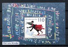 Germania 1999 SG #MS 2921 per noi Bambini, Casa MNH M / S #A 35936