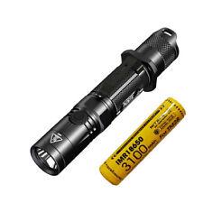 Nitecore P12GTS Flashlight -XHP35 HD LED -1800 Lumens w/10A IMR 18650 Battery