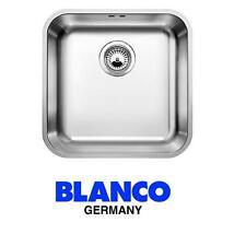 BLANCO SUPRA 400 U STAINLESS STEEL UNDERMOUNT SINK