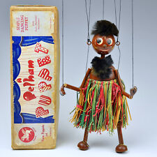 Vintage Pelham Puppet - LS ZUMBO - Flat Lead Hands