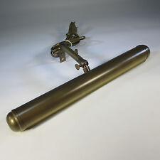 32cm Verstellbare Bilderleuchte Antik Brünierung Bilderlampe Vintage Wandlampe