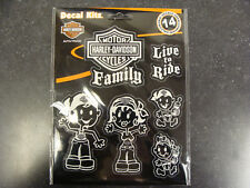 Harley-Davidson® Family Decal Kit - CG5390