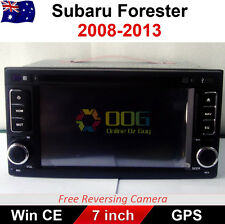 "7""  Car DVD GPS Navigation Stereo Head Unit For Subaru Forester 2008-2013"
