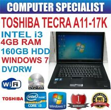 Ordinateurs portables professionnels Toshiba