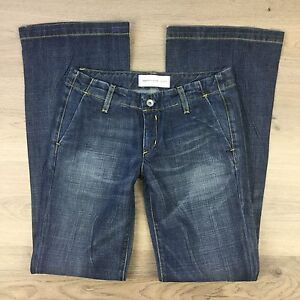 paperdenim&cloth Boot Cut Crinkle Wash Women's Jeans Size 28 L33 NWOT (EE19)
