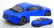 Renault Alpine A110 Legende  2018 Alpine blue 1:18 Norev 185312