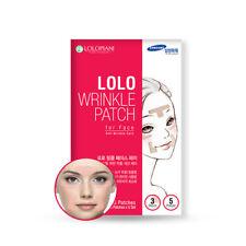 [LOLO] Wrinkle Patch 10Set Face Anti Wrinkle Care K-Beauty