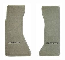 C4 Corvette 1995-1996 Corvette Script Lloyd Ultimat Floor Mats - Color Options