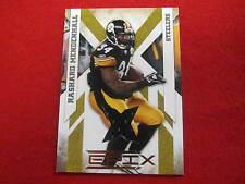 2010 Epix  Rashard Mendenhall  jersey card  Steelers  jsy  93/170