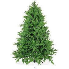 Künstlicher Weihnachtsbaum 180cm DeLuxe Nordmanntanne Spritzguss Tannenbaum;PT11