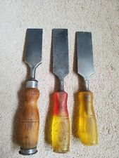 More details for william marples chisels x 3