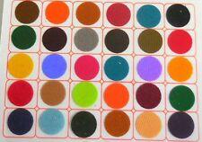 Multi colour Indian bindi round shape 750 Piece BIG SIZE