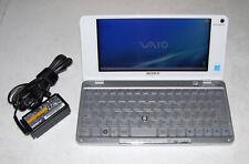 Sony Vaio VGN P70H P Series Lifestyle UMPC Intel Z520 1.33GHz 60GB HDD 2GB RAM