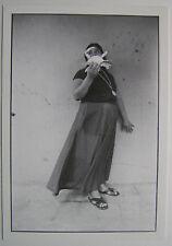 GRACIELA ITURBIDE  - Carton d invitation - 1988
