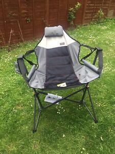 Rio Brands Swinging Hammock Chair Outdoors Garden Camping Hiking Picnics Swing