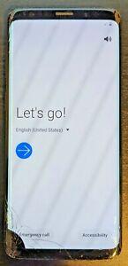 Samsung Galaxy S9 SM-G960F - 64GB - Midnight Black (Unlocked)