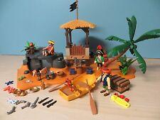 717 Playmobil  7718 Piratenlagune mit Figuren und Zubehör (Eigenkreation)