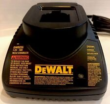 NEW DEWALT DW9226 7.2V-18V 1 Hour NiCd Battery Charger For DC9096 DC9098 DC9099
