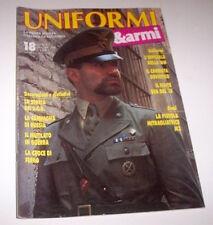 Militaria - Rivista Uniformi e Armi - N° 18 - ottobre 1990