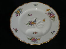 Antique GDA LIMOGES Porcelain Meat Plate with Tree & Well