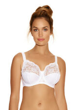 Fantasie Helena Underwired Full Cup Bra All Sizes 3 Colours - Fl7700 White 34 G