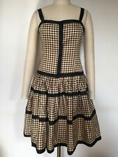 BNWOT Designer BETSEY JOHNSON - New York Dress, 6US 10/12