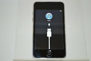 Apple iPod Touch 2nd Generation 8GB - Color: Black (Model: A1288)